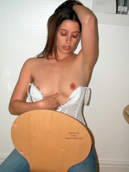 Pic #2 - The Sexy Ex'S Kitchen Strip