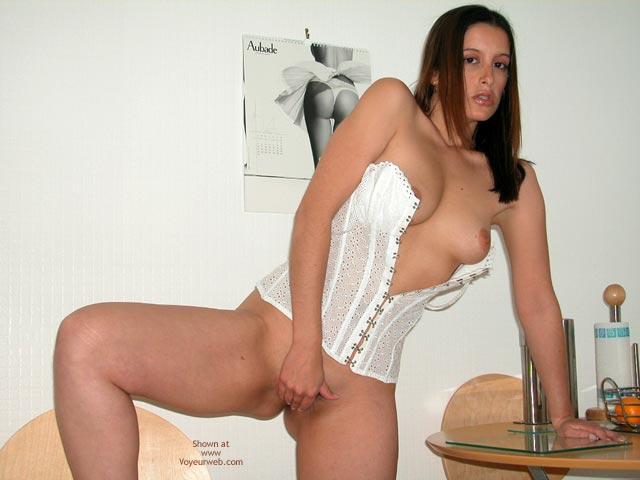 Pic #9 - The Sexy Ex'S Kitchen Strip