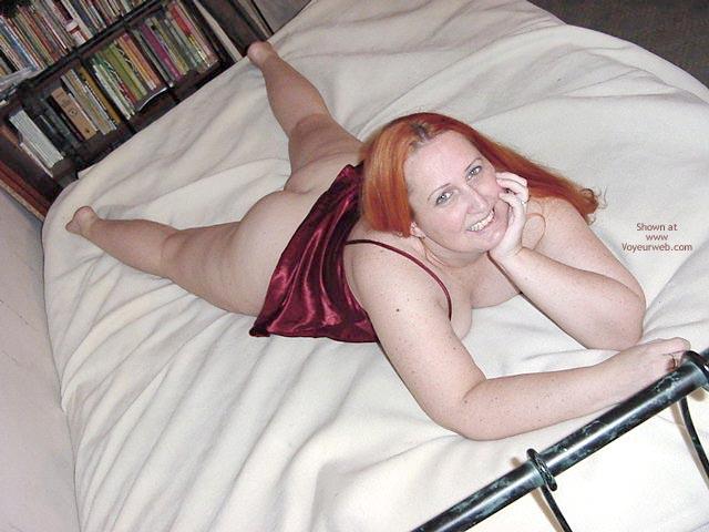 Pic #3 - Naughtysimone Laying Around Again