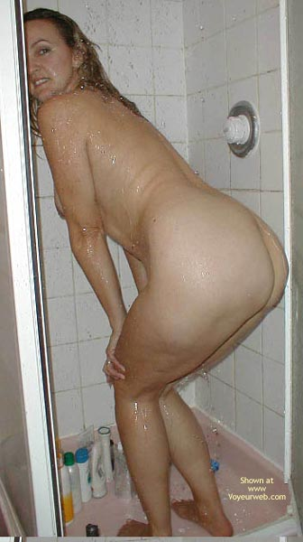 Pic #4 - Shower Babe