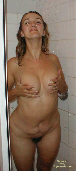 Pic #7 - Shower Babe
