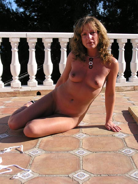Pic #1 - Saucyminx Naked Poolside 3