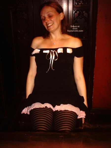 Pic #2 - At A Pub