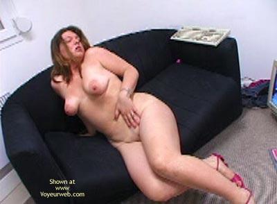 Pic #5 - Sabine Masturbating