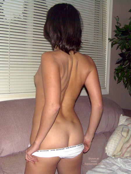 Pic #6 - Chloe On The Couch