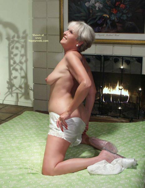 Pic #7 - Sensually62 By The Fire