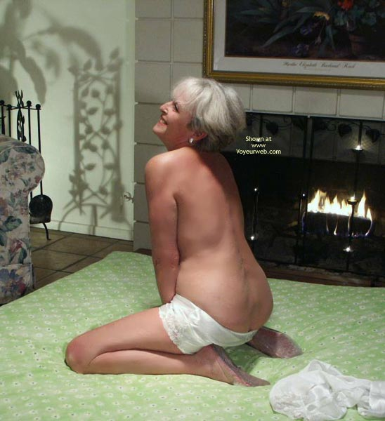 Pic #9 - Sensually62 By The Fire