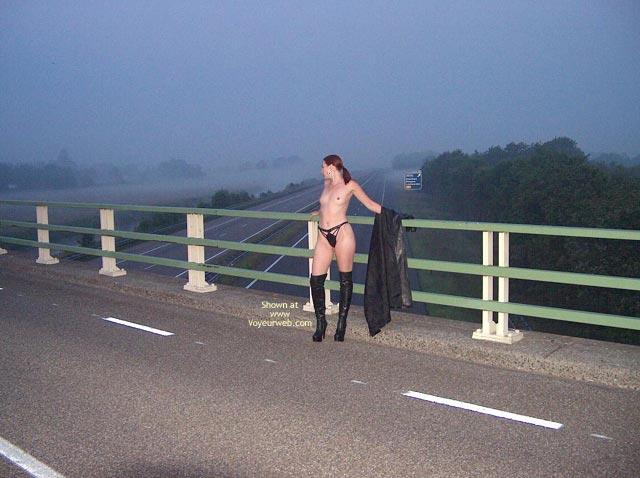 Pic #3 - Flashing On A Bridge