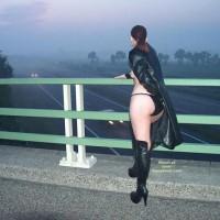 Flashing On A Bridge