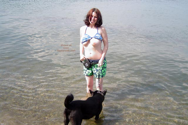 Pic #2 - Starr At The Beach