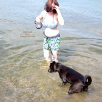 Starr At The Beach