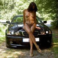 Nicolade And A Bmw
