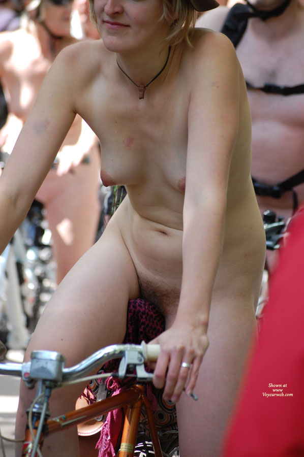 Pic #1 - Naked Girl On A Bicycle - Perky Tits, Small Tits, Naked Girl, Nude Amateur , Bicycle Parade, Smallish Tits, World Naked Bike Ride, Action Shot, Riding A Bike Nude Comfortably, Small Perky Tits, Public Nudism, Naked Outdoors, Riding Bike Nude