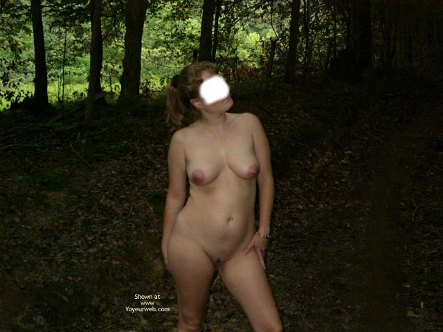 Pic #8 - Wifes First Outdoor Shoot  The End