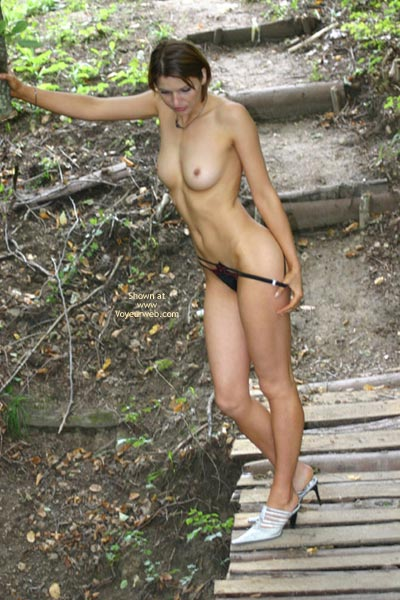 Scarf Classic Outdoor Nude Torso Naked Hall Of Fame
