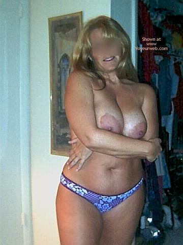 Pic #3 - Mrs. Boobman