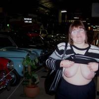 Flashing The Titties Again