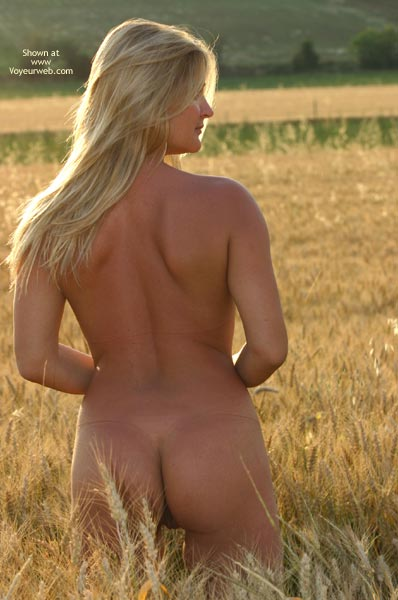 Pic #5 - Elise In A Golded Wheat Field