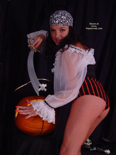 Pic #1 - Cherokee'S Magical Pumpkin Carving
