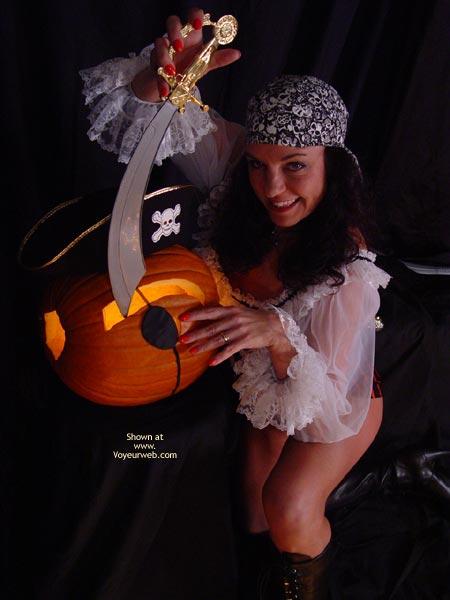 Pic #2 - Cherokee'S Magical Pumpkin Carving