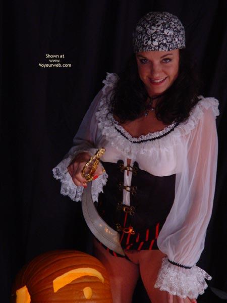 Pic #3 - Cherokee'S Magical Pumpkin Carving