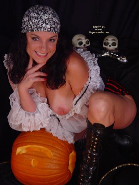 Pic #5 - Cherokee'S Magical Pumpkin Carving