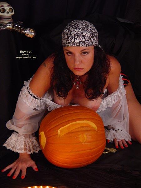 Pic #9 - Cherokee'S Magical Pumpkin Carving