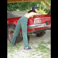 She Washed My Car, Naked