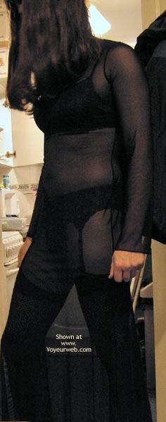 Pic #1 - Mesh Dress