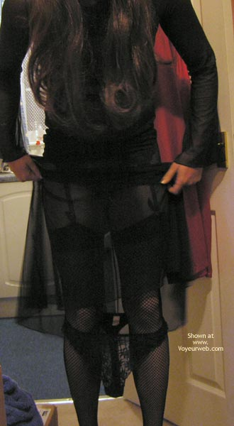 Pic #2 - Mesh Dress