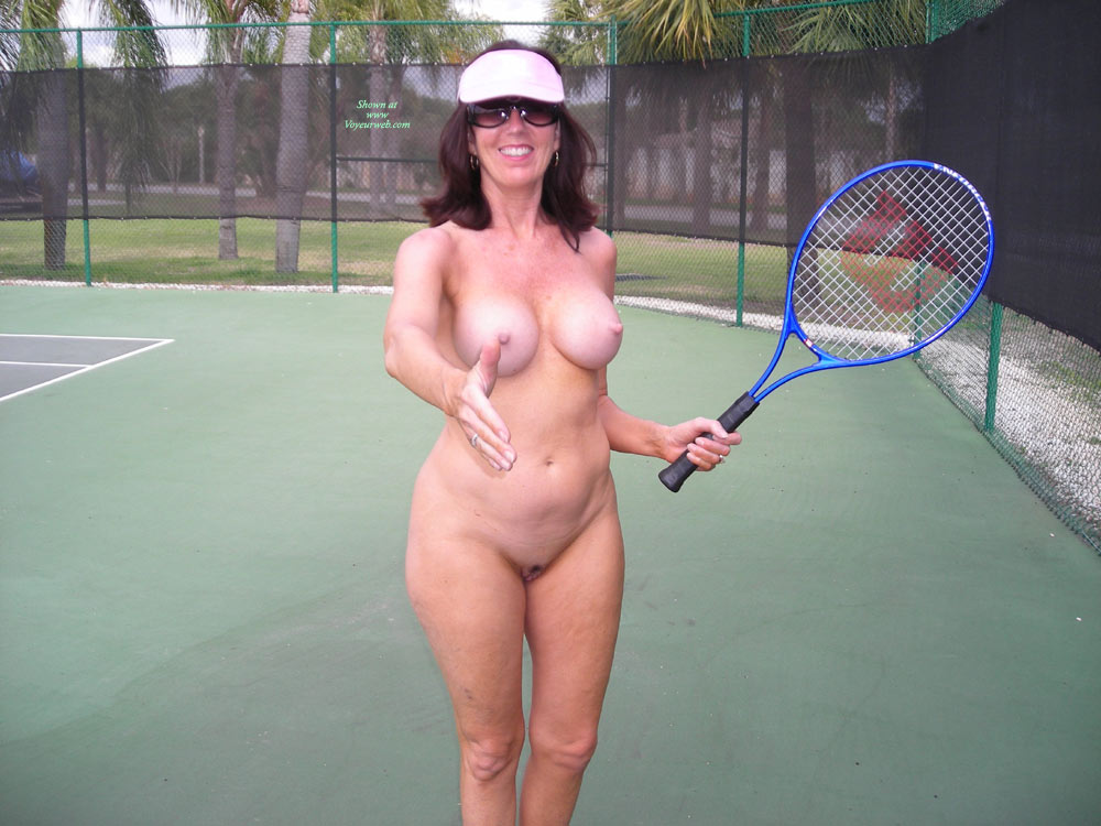 girls Nude sex tennis