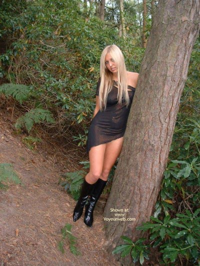 Pic #1 - A Babe In The Woods