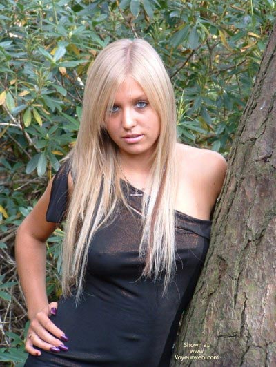 Pic #2 - A Babe In The Woods