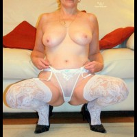 Lacey Stockings Mature