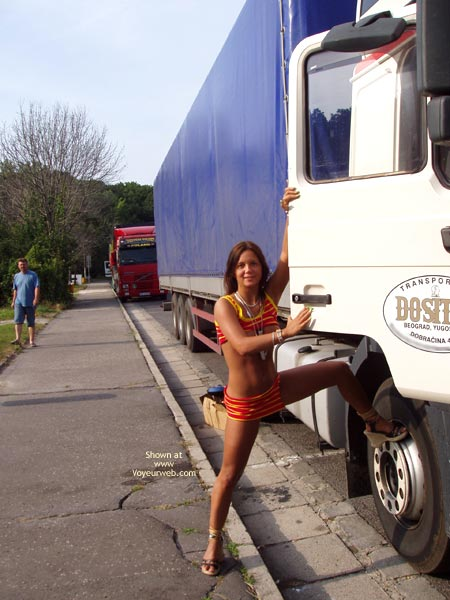 Pic #2 - Devil Goes Trucking