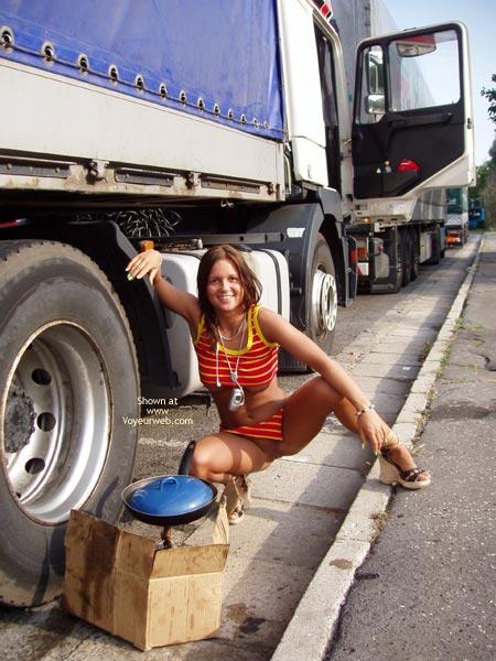Pic #9 - Devil Goes Trucking