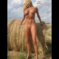 Naughty Girl Hay Ride