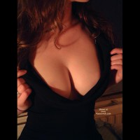 Large Breasts Long Hair - Cleavage, Long Hair