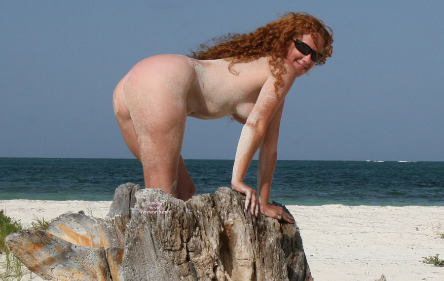 Natural redhead nudists fail