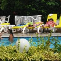 Sweden Girls On Pool, Kalkidiki, Greece Part 1