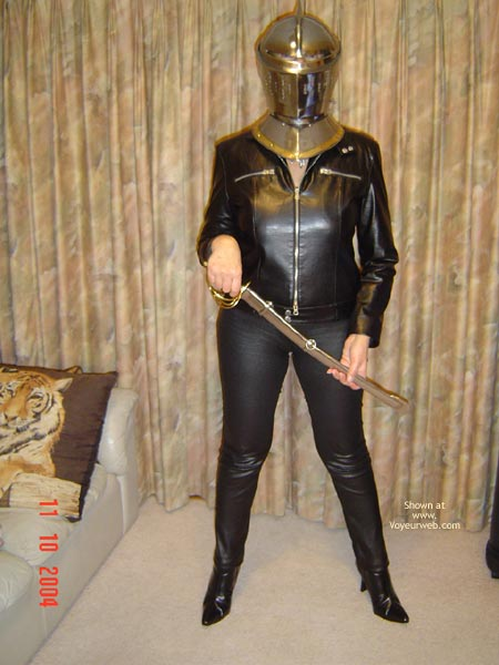 Pic #1 - Tigerlady, Leather And Steel