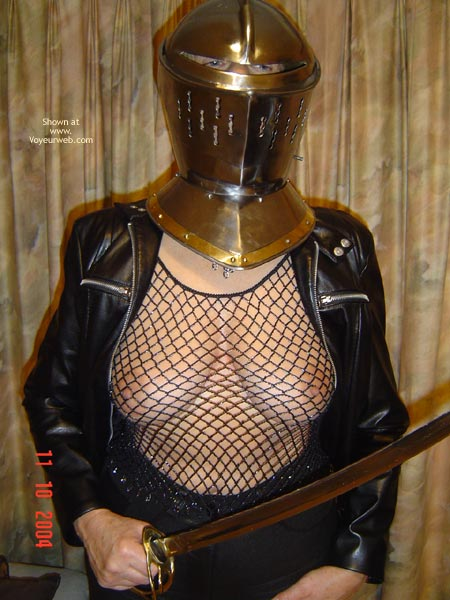 Pic #3 - Tigerlady, Leather And Steel