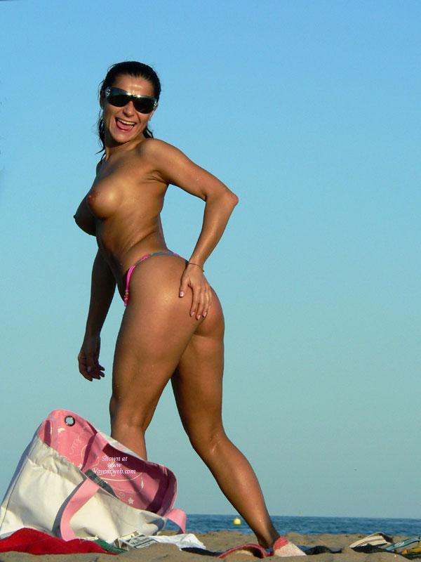 Pic #1 - *SA Russian Girls In Valencia , Three Cute Russian Chicks And The Beach Of Valencia.