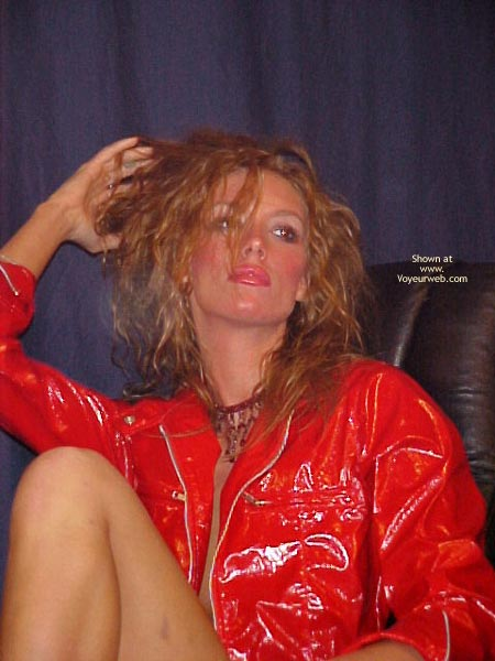 Pic #9 - Jenna In Red