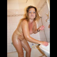 Timi In Bathroom