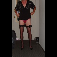 M* Zeddy Dresses Up
