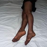 Long Legs Of My Gf