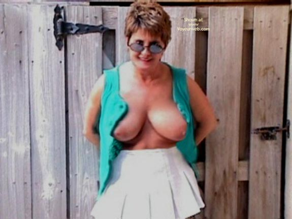 Pic #7 - Sexy Granny Showing More