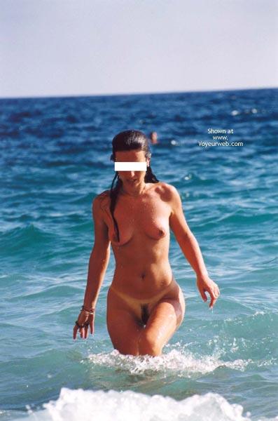 Pic #2 - Jeanne In The Beach