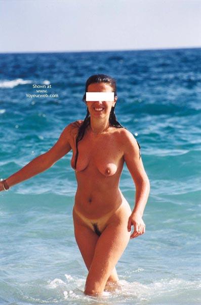 Pic #3 - Jeanne In The Beach